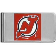 New Jersey Devils Logo Money Clip NHL Hockey HMCL50