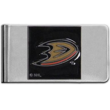 Anaheim Ducks Logo Money Clip NHL Hockey HMCL55