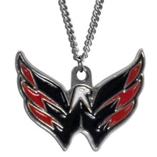 Washington Capitals Logo Chain Necklace NHL Hockey HN150N