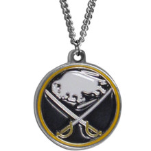 Buffalo Sabres Logo Chain Necklace NHL Hockey HN25N