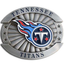 Tennessee Titans Oversized Belt Buckle NFL Football OFB185