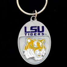 NCAA LSU Tigers College Key Chain - SCK43 NCCA College Sports SCK43