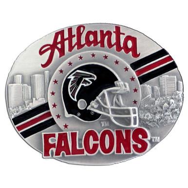 Atlanta Falcons Helmet Belt Buckle NFL Football SFB070