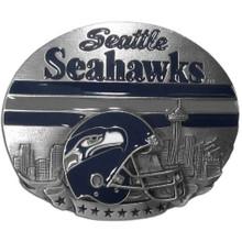 Seattle Seahawks Helmet Belt Buckle NFL Football SFB155
