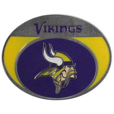 Minnesota Vikings Helmet Belt Buckle NFL Football SFB165