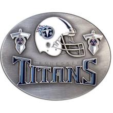 Tennessee Titans Helmet Belt Buckle NFL Football SFB185