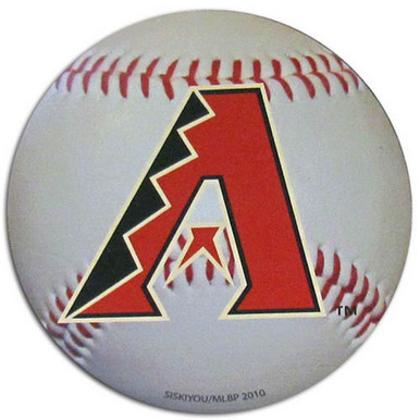 Arizona Diamondbacks Large Baseball Magnet MLB Baseball B5RM155