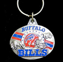 Buffalo Bills Design Key Chain NFL Football SFK016
