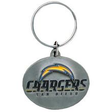 San Diego Chargers Design Key Chain NFL Football SFK041