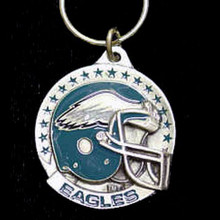 Philadelphia Eagles Helmet Key Chain NFL Football SFK065