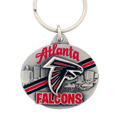 Atlanta Falcons Design Key Chain NFL Football SFK071