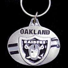 Oakland Raiders Design Key Chain NFL Football SFK126
