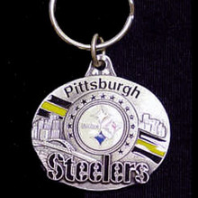 Pittsburgh Steelers Design Key Chain NFL Football SFK161