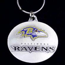 Baltimore Ravens Design Key Chain NFL Football SFK181