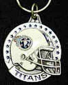 Tennessee Titans Helmet Key Chain NFL Football SFK185