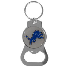 Detroit Lions Bottle Opener Key Chain NFL Football SFKB105