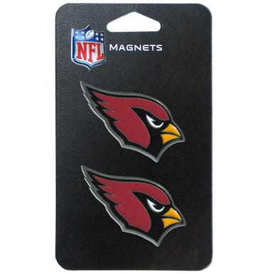 Arizona Cardinals Logo Magnet Set NFL Football SFML035