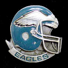 Philadelphia Eagles Helmet Pin NFL Football SFP065