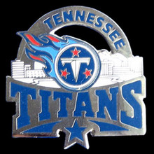 Tennessee Titans Team Pin NFL Football SFP185C