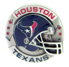Houston Texans Helmet Pin NFL Football SFP190