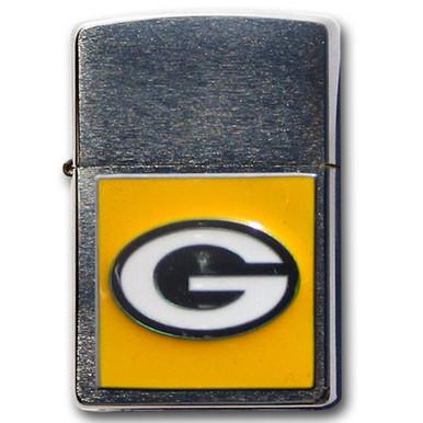 Green Bay Packers Zippo Lighter NFL Football ZFL115