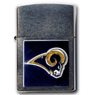 St. Louis Rams Zippo Lighter NFL Football ZFL130