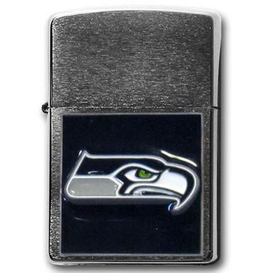 Seattle Seahawks Zippo Lighter NFL Football ZFL155