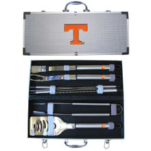 Tennessee Volunteers BBQ Set 8 pc NCCA College Sports BBQC25B