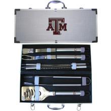 Texas A&M Aggies BBQ Set 8 pc NCCA College Sports BBQC26B