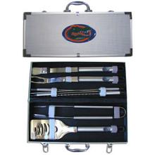 Florida Gators BBQ Set 8 pc NCCA College Sports BBQC4B