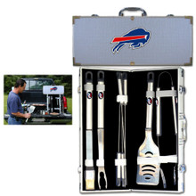 Buffalo Bills 8 pc BBQ Set