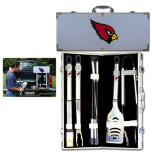 Arizona Cardinals 8 pc BBQ Set