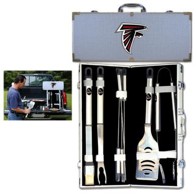 Atlanta Falcons 8 pc BBQ Set