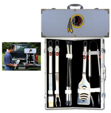Washington Redskins 8 pc BBQ Set