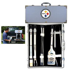 Pittsburgh Steelers 8 pc BBQ Set