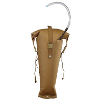 Futa Stowfloat - Combination Dry Bag - Coyote (FrontView)