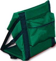 High Back Canoe Seat with Pocket