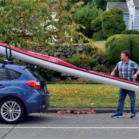 Boat Roller In Use