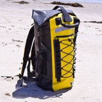 Mariner Backpack Yellow