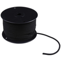 Bungee Deck Cord - 150 Feet Roll - Black