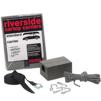 "6"" Standard Canoe Carrier Kit - Main Image"