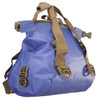 Goforth Dry Duffel Shoulder Bag - Blue ( SideView)
