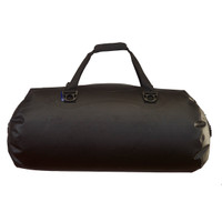 Colorado Super-Size Waterproof Duffel Bag - Black