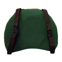 Comfy Canoe Seat Pad Forest Green