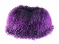 NEW! Fluffie Mongolian Fur Clutch - 1 LEFT!