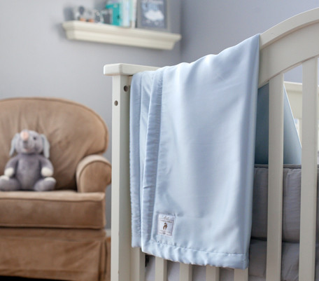 Silkie Baby/Toddler Blanket