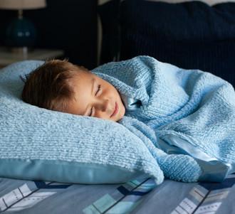 NEW Kids Pillow Cover - Sh-Sh Soft Woven Chenille