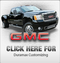 GMC Performance & Accessories by Texas Diesel Shop