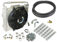 BD Diesel Double Stack Xtruded Transmission Oil Cooler