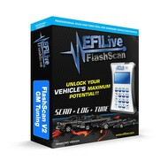 EFI Live FlashScan V2 GM and Dodge Cummins Tuning Kit